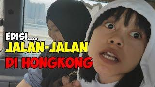 ASIKK BANGET LESTI JALAN-JALAN DI HONGKONG