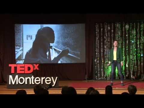 The heavy burden of hope -- girls education in the developing world: Amy Benson at TEDxMonterey
