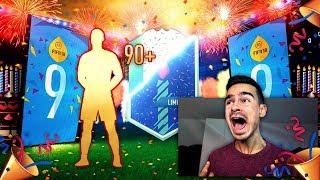FIFA 18 : 90+ SPIELER IM PACK !! FUT BIRTHDAY PACK OPENING 🔥🔥🔥