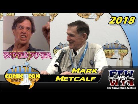 Mark Metcalf Animal House, Buffy the Vampire Slayer Niagara Falls Comic Con 2018 Full Panel