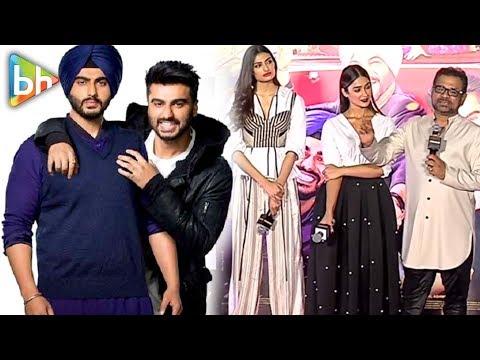 Anees Bazmee On Arjun Kapoor's DOUBLE ROLE In Mubarakan   Trailer Launch Event