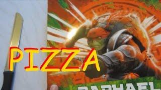 Пицца Черепашки ниндзя