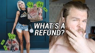 Brittany Dawn Fitness Does NOT Understand Refunds  (EPIC FAIL)