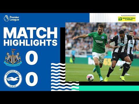 Newcastle United 0 Brighton & Hove Albion 0
