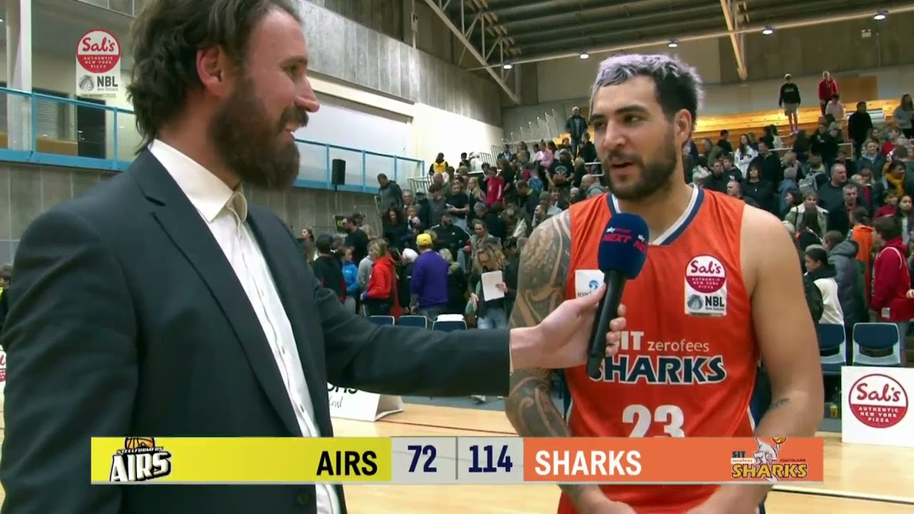 WATCH: Postgame - Sharks @ Airs