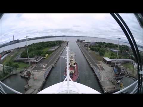 Rijnborg departure grangemouth