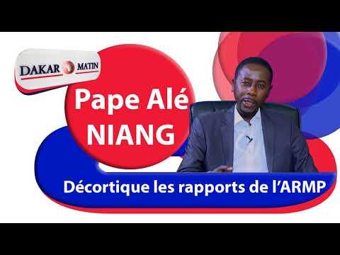Office National de l'Assainissement du Sénégal ; un véritable carnage financier
