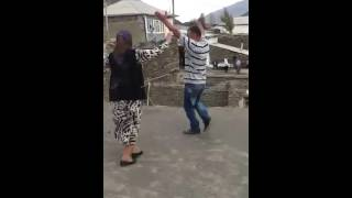 Село Муслах (Цахурская свадьба, Дагестан, лезгинка)
