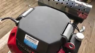 видео Двигатель Honda GXV 690