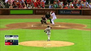 St  Louis Cardinals   San Francisco Giants August 17 2015