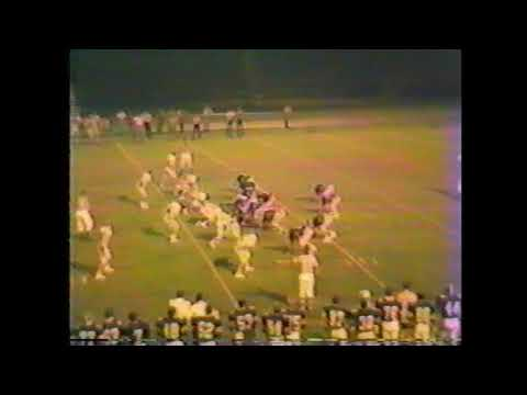 1986 Monroe Academy Mustangs at Southland Academy Raiders (football)
