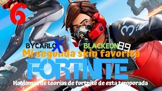 ¡¡¡¡DIRECTO DE FORTNITE!!!! NICKTIMEPLAY - centrogaming ELITE #6 hablamos de teorías de esta tempora