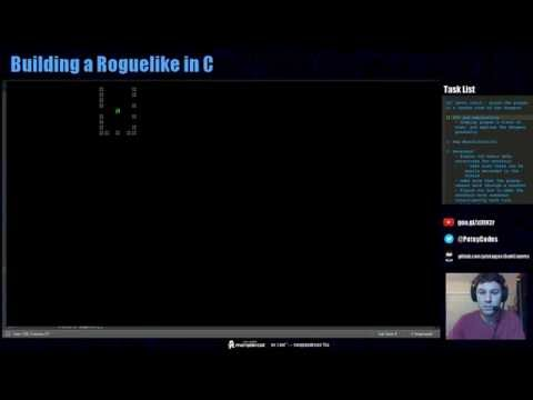 [Day 10] Coding a Classic Roguelike in C