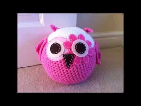 Crochet Door Stop