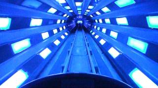 Space Mountain Front Seat Night Vision (HD POV) Magic Kingdom Florida On-Ride Full