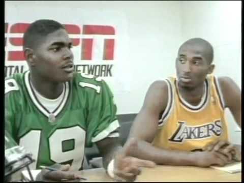 ESPN - Kobe Bryant  y Keyshawn Johnson