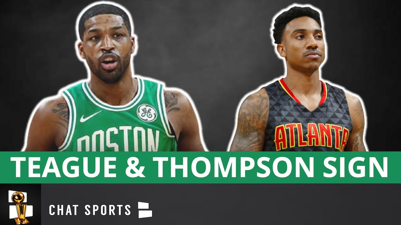 Boston Celtics: 3 options to replace Tristan Thompson in starting ...