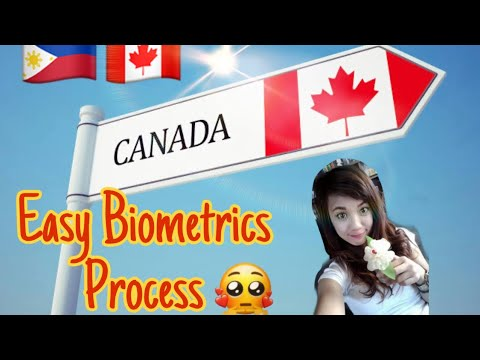 2020 BIOMETRICS Process/submission (STEP BY STEP) For CANADA VISA 🇨🇦🇵🇭| VFS | IRCC | + Tips!