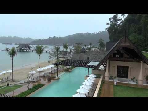 Gaya Island Resort, a YTL Hotel, Borneo, Malaysia