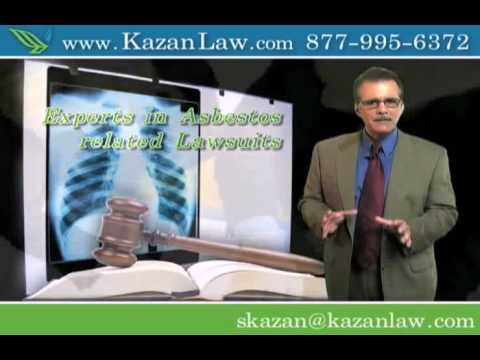 Asbestosis Lawyers Stockton Asbestos and Mesothelioma