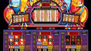 Party Time Arena £250 Jackpot game