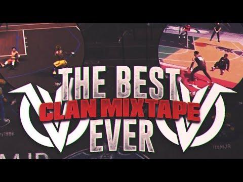 THE BEST NBA 2K CREW MIXTAPE • CLAMPAVELLI NBA 2K17 & NBA 2K18 MIXTAPE