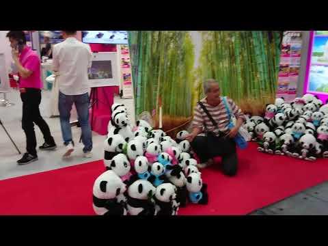 NATAs Travel Fair 2018 at Singapore Expo
