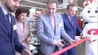 2017-04-27 г. Брест. Открытие магазина «5 элемент» в г. Береза. Новости на Буг-ТВ.