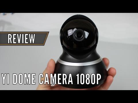YI Dome Camera 1080p Review: 360° Überwachungskamera im Test 📷