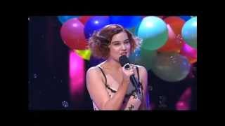 Bella Ferraro - Live Show 2 - The X Factor Australia 2012 - Top 11 [FULL]
