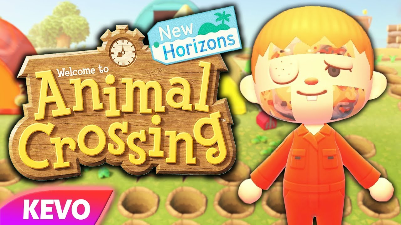 Animal Crossing But I Completely Ruin The Island Youtube