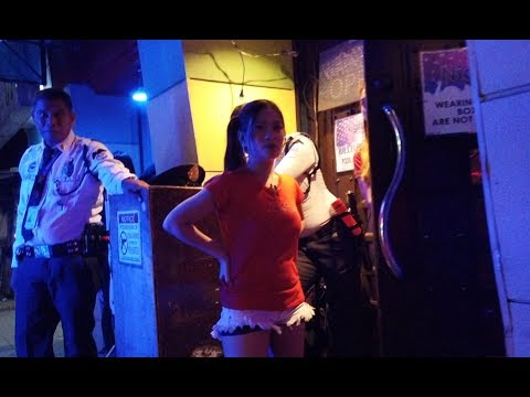 Nightlife of Manila, Best Local Bar and its Beautiful girls Who had Crush on Me