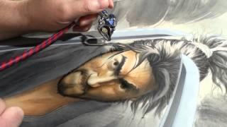 Musashi Art - Paasche AB Turbo Airbrush