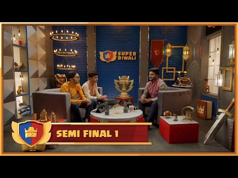 #SuperDiwali - Clash Of Clans - Semi Final 1