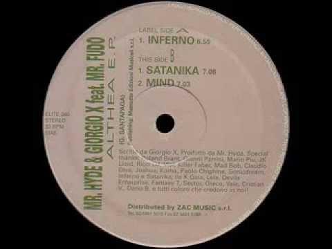 Mr. Hyde & Giorgio X - Inferno