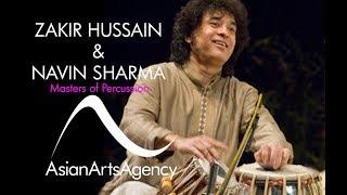 Zakir Hussain & Navin Sharma: Masters of Percussion