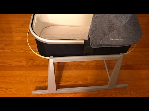 9a29e6761ab Jolly Jumper Universal Bassinet Stand - YouTube