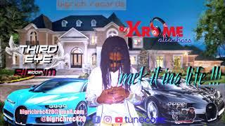 Krome Alien Boss - Mek It Ina Life [Audio Visualizer]