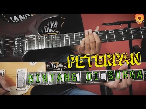 Tutorial Gitar Peterpan - Bintang Di Surga By Sobat P 🎸