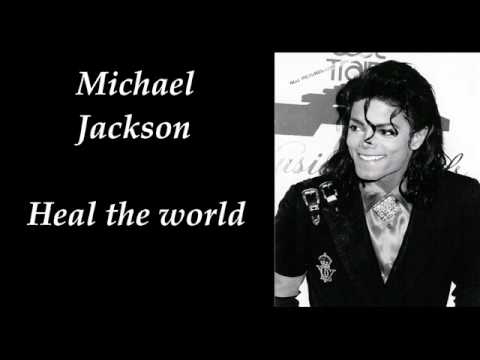 michael jackson heal the world make it a better place