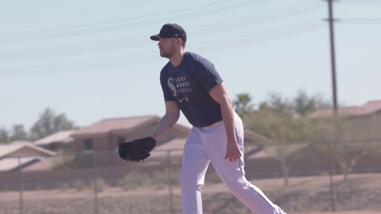 James Paxton on Returning to Seattle 2021-02-19