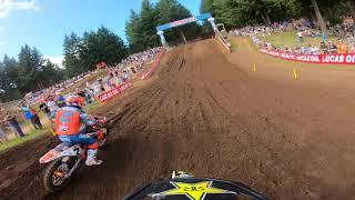 GoPro: Dean Wilson - 450 Moto 2 - 2019 Washougal Mx National - Lucas Oil Pro Motocross Championship