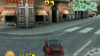 Top Gear: Dare Devil (PS2 Gameplay)