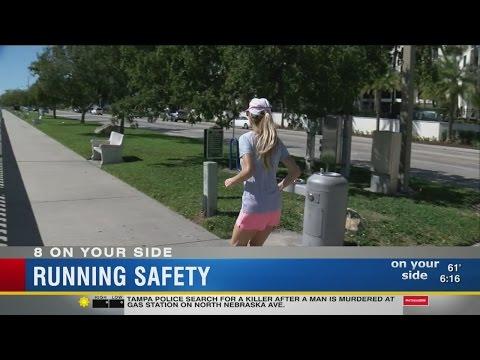 Running safety tips for women
