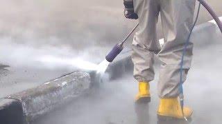 видео Моечное оборудование, водоструйные мойки, АВД