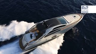 [ENG] PERSHING 70 - Review - The Boat Show
