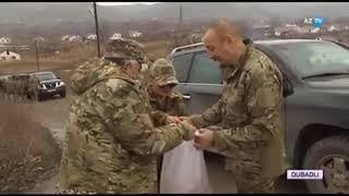 Ильхам Алиев раскрыл детали военной операции в Карабахе | Вестник Кавказа
