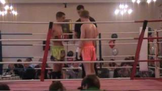 Sam Shambley V Joe Boffey - Golden Belt Amateur NW Area Title