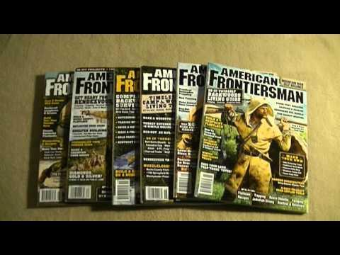American Frontiersmen Magazine Review