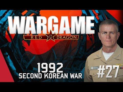 Wargame: Red Dragon Campaign - Second Korean War (1992) #27 FINALE!
